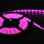 Non-Waterproof Purple 3528 LED Strip Light with 300 LEDs or 600 LEDs